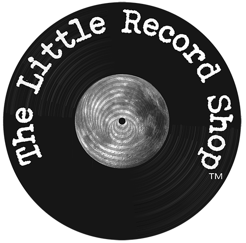 The Little Record Shop Main Logo