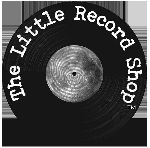 The Little Record Shop Main Logo