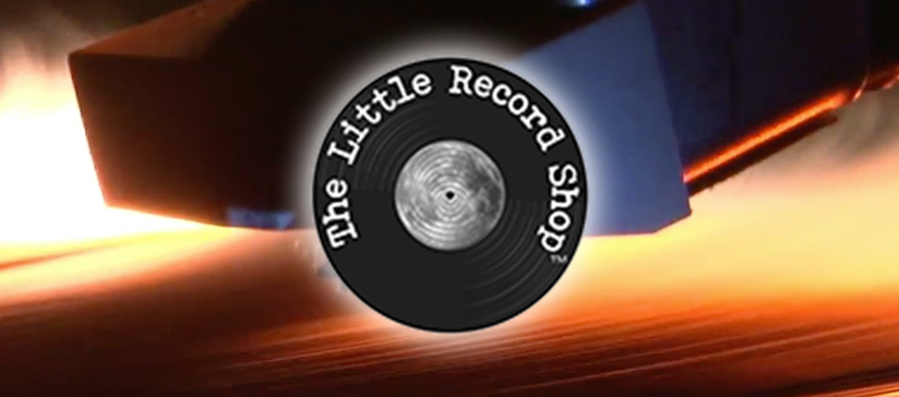 The Little Record Shop Mobile Logo
